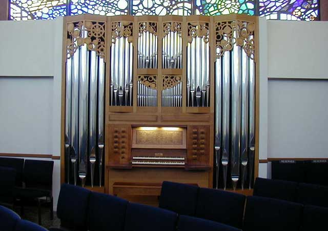 Opus 12 - Valley Presbyterian Church, Scottsdale, AZ