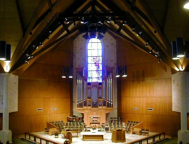 Opus 15 - University United Methodist Church, San Antonio, TX