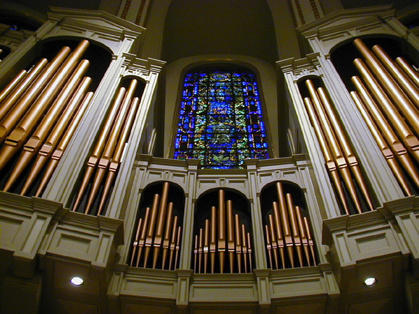Opus 30 - St. James Cathedral, Seattle, WA